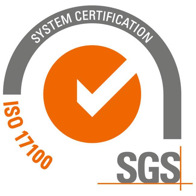 Biuro Tłumaczeń INTERTEXT z certyfikatem ISO 17100:2015